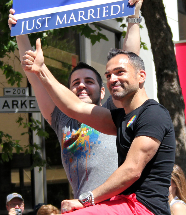 from Matteo gay marriage in guerneville